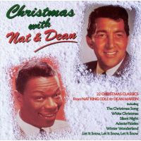 Nat King Cole & Dean Martin - Christmas With Nat & Dean - CD