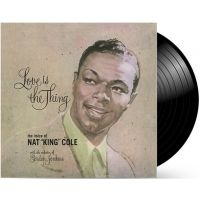 Nat King Cole - Love Is The Thing - LP