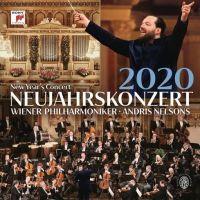 Neujahrskonzert 2020 - Andris Nelsons Und Wiener Philharmoniker - 2CD