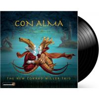 The New Conrad Miller Trio - Con Alma - LP