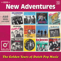New Adventures - The Golden Years Of Dutch Pop Music - 2CD