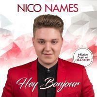 Nico Names - Hey Bonjour - CD