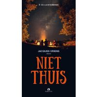 Jacques Vriens - Niet Thuis - LUISTERBOEK