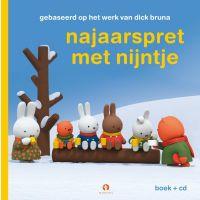 Nijntje - Najaarspret Met Nijntje - BOEK+CD
