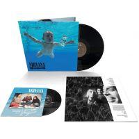 "Nirvana - Nevermind - 30th Anniversary Edition - LP+7"" VINYL"