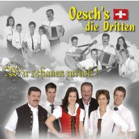 Oesch's Die Dritten - Wir Schauen Zuruck! - 2CD