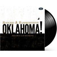 Oklahoma! - Broadway Cast Recording - LP