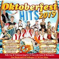 Oktoberfest Hits 2019 - CD
