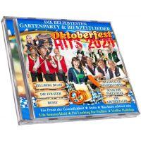 Oktoberfest Hits 2020 - CD