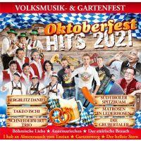 Oktoberfest Hits 2021 - CD