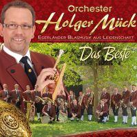 Orchester Holger Muck - Das Beste - Egerlander Blasmusik - CD