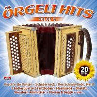 Örgeli Hits - Folge 5 - CD