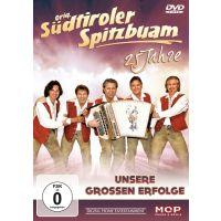 Orig. Sudtiroler Spitzbuam - 25 Jahre - DVD