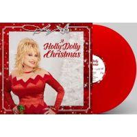 Dolly Parton - A Holly Dolly Christmas - Coloured Vinyl - LP