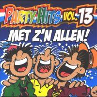 Party Hits - Vol. 13 - Met Z'n Allen! - CD