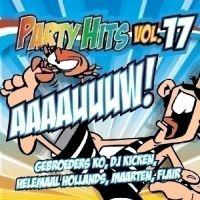 Party Hits - Vol. 17 - AAAAUUUW! - CD