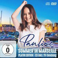 Pauline - Sommer Im Marseille - Platin Edition - CD+DVD