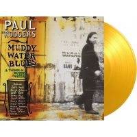 Paul Rodgers - Muddy Water Blues - Coloured Vinyl - 2LP