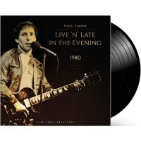 Paul Simon - Best Of Live 'N' Late In The Evening - LP