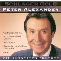 Peter Alexander - Schlager Gold - CD