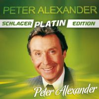Peter Alexander- Schlager Platin Edition - CD