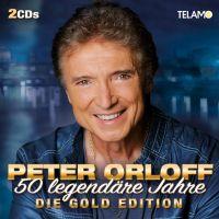Peter Orloff - 50 Legendare Jahre - Gold Edition - 2CD