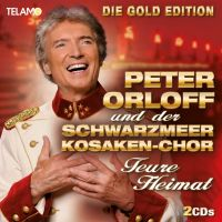 Peter Orloff und der Schwarzmeer Kosaken-Chor - Teure Heimat - 2CD
