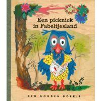 Een Picknick In Fabeltjesland - Een Gouden Boekje - BOEK