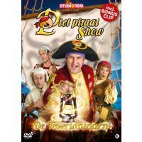 Piet Piraat Show - De Toverlantaarn - DVD