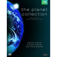The Planet Collection - BBC Earth - 15DVD