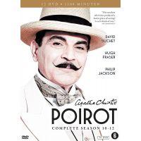 Agatha Christie - Poirot - Complete Season 10-12 - 12DVD