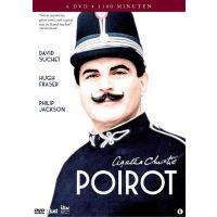 Agatha Christie - Poirot - Complete Season 7-9 - 4DVD