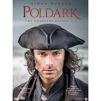 Poldark - Complete Series 1-5 - 15DVD