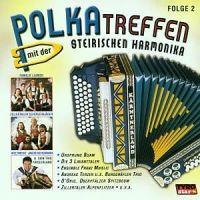 Polkatreffen Mit Der Steirischen Harmonika - Folge 2 - CD