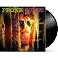 PRONK - Party Music For Outsiders - LP+CD