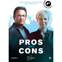 Pros And Cons - Seizoen 1 - 2DVD
