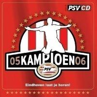 PSV - Kampioen 05-06 - CD