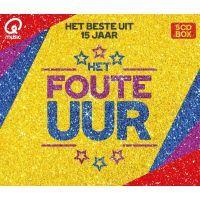 QMusic - Het Beste Uit 15 Jaar Het Foute Uur - 5CD