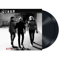 Queen + Adam Lambert - Live Around The World - 2LP