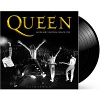 Queen - Live At Morumbi Stadium, Brazil '81 - LP