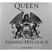 Queen - Greatest Hits I, II en III - The Platinum Collection - 3CD