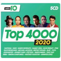 Radio 10 - Top 4000 - 2020 - 5CD