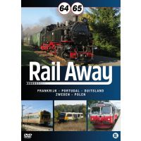 Rail Away - 64+65 - 2DVD