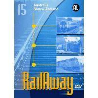 Rail Away - Deel 15 - Australia - Nieuw Zeeland - DVD