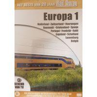 Rail Away - Europa 1 - 5DVD