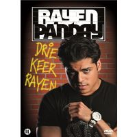 Rayen Panday - Die Keer Rayen - DVD