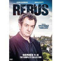Rebus - Series 1-4 - The Complete Collection - 7DVD