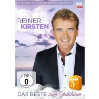 Reiner Kirsten - Das Beste Zum Jubilaum - DVD