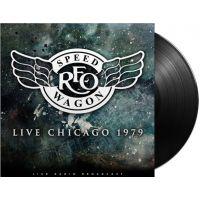 Reo Speedwagon - Live Chicago 1979 - LP