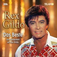 Rex Gildo - Das Beste Zum Gedenken An Rex Gildo - 2CD